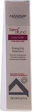 Düfte, Parfümerie und Kosmetik Energetisierendes Shampoo gegen Haarausfall - AlfaParf Semi Di Lino Scalp Care Energizing Shampoo