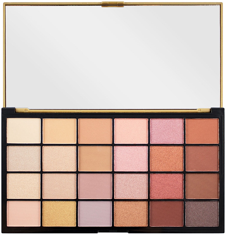 Lidschattenpalette - Makeup Revolution Life On The Dancefloor Vip Eyeshadow Palette