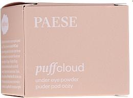 Düfte, Parfümerie und Kosmetik Puder für die Augenpartie - Paese Puff Cloud