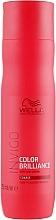 Düfte, Parfümerie und Kosmetik Schützendes Shampoo für kräftiges und coloriertes Haar - Wella Professionals Invigo Brilliance Coarse Hair Shampoo