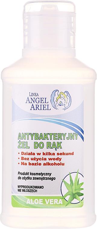 Antibakterielles Handgel mit Aloe Vera-Extrakt - Linea Angel Ariel Antibacterial Hand Gel Aloe Vera