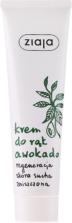 Handcreme mit Avocadoöl - Ziaja Hand Cream