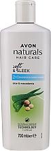 """Düfte, Parfümerie und Kosmetik Shampoo & Conditioner 2in1""""Aloe Vera und Macadamianuss"""" - Avon Naturals Shampoo"""