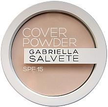 Düfte, Parfümerie und Kosmetik Gesichtspuder - Gabriella Salvete Cover Powder SPF15