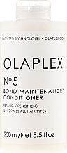 Düfte, Parfümerie und Kosmetik Reparierende und feuchtigkeitsspendende Haarspülung für starkes und gesundes Haar - Olaplex No 5 Bond Maintenance Conditioner