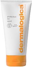 Düfte, Parfümerie und Kosmetik Wasserfeste Sonnenschutzcreme für Körper und Gesicht SPF 50 - Dermalogica Daylight Defence Protection Sport SPF50