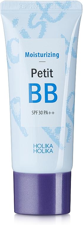 Feuchtigkeitsspendende BB Gesichtscreme SPF 30 - Holika Holika Moisturizing Petit BB Cream