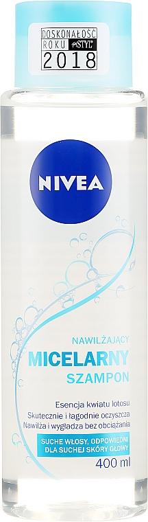 Nivea Micellar Shampoo - Feuchtigkeitsspendendes Shampoo