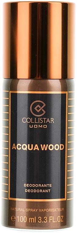 Deospray - Collistar Acqua Wood Deodorant