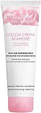 Düfte, Parfümerie und Kosmetik Collistar Profumo Dell'Amore - Bade- und Duschcreme mit ätherischen Ölen und Blütenblätter-Extrakten