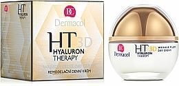 Düfte, Parfümerie und Kosmetik Tagescreme mit Hyaluronsäure - Dermacol Hyaluron Therapy 3D Wrinkle Day Filler Cream