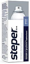 Düfte, Parfümerie und Kosmetik Antimykotisches Fußspray Antitranspirant gegen unangenehme Gerüche - Aflofarm Steper Foot Spray