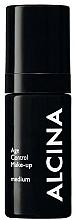 Düfte, Parfümerie und Kosmetik Anti-Aging Foundation für strahlende Haut SPF 10 - Alcina Age Control Make-up