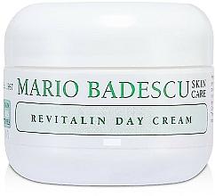 Düfte, Parfümerie und Kosmetik Tagescreme für trockenes Haar - Mario Badescu Revitalin Day Cream