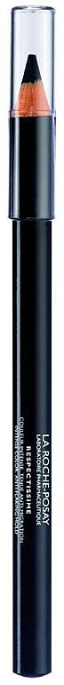Kajalstift - La Roche-Posay Respectissime Soft Eye Pencil — Bild N1
