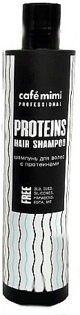 Shampoo mit Proteinen - Cafe Mimi Professional Proteins Hair Shampoo