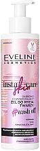 Düfte, Parfümerie und Kosmetik Tiefenreinigendes Gesichtswaschgel - Eveline Cosmetics Insta Skin Care #Wash Off