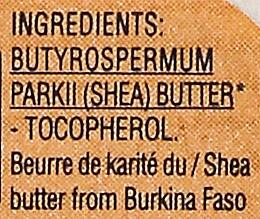 Körpercreme mit Sheabutter (Mini) - L'occitane Organic Pure Shea Butter — Bild N4