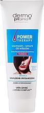Düfte, Parfümerie und Kosmetik Feuchtigkeitsspendendes und glättendes Shampoo-Serum - Dermo Pharma Power Therapy Deep Moisturizing & Smoothing Shampoo