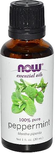 Ätherisches Öl Pfefferminze - Now Foods Essential Oils 100% Pure Peppermint