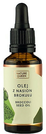 Brokkolisamenöl - Nature Queen Broccoli Seed Oil