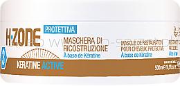 Düfte, Parfümerie und Kosmetik Schützende Haarmaske mit Keratin - H.Zone Keratin Active