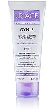 Düfte, Parfümerie und Kosmetik Gel für die Intimhygiene - Uriage GYN-8 Toilette Intime Gel Apaisant