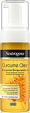 Düfte, Parfümerie und Kosmetik Beruhigender Gesichtsreinigungsschaum mit Kurkuma - Neutrogena Curcuma Clear Mousse Clenser