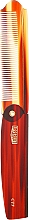 Düfte, Parfümerie und Kosmetik Faltbarer Haarkamm - Uppercut Deluxe CT7 Tortoise Flip Comb