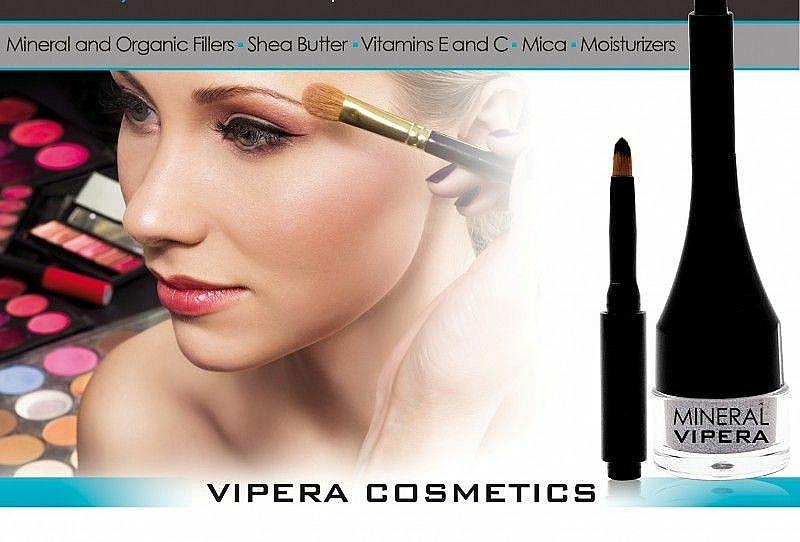 Pastell-Puder Lidschatten - Vipera Mineral Dream Cream Eye Shadow — Bild N2