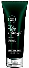 Erfrischendes Haarstylinggel mit Teebaumöl für mehr Volumen und Glanz Mittlerer Halt - Paul Mitchell Tea Tree Styling Gel — Bild N1