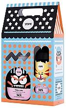 Düfte, Parfümerie und Kosmetik Pflegeset für Kinder - Yope Kids Gift Set (Flüssige Handseife 400ml + Duschgel 400ml)