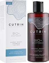 Düfte, Parfümerie und Kosmetik Stärkendes Shampoo für Männer - Cutrin Bio+ Energy Boost Shampoo For Men
