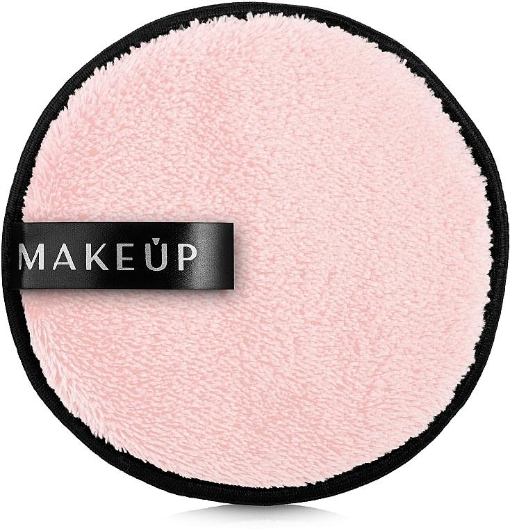 Waschpuff zum Abschminken hellrosa - MakeUp Makeup Cleansing Sponge Powder