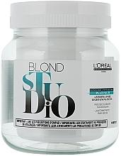 Düfte, Parfümerie und Kosmetik Aufhellende Haarpaste ohne Ammoniak - L'Oreal Professionnel Platinium Sans Ammoniaque