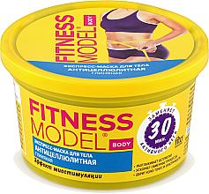 Düfte, Parfümerie und Kosmetik Schnellwirkende Anti-Cellulite Körpermaske mit Tonerde - Fito Kosmetik Fitness Model