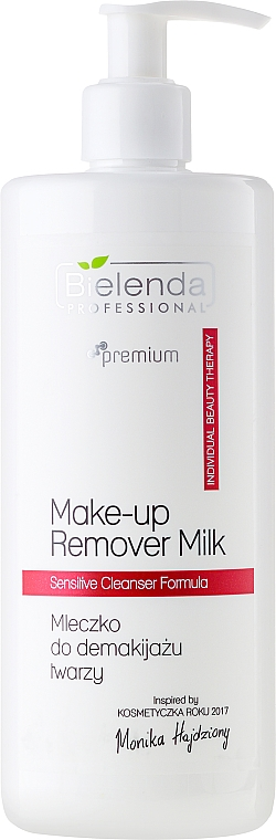 Gesichtsreinigungsmilch - Bielenda Professional Individual Beauty Therapy Sensitive Make Up Remover Milk
