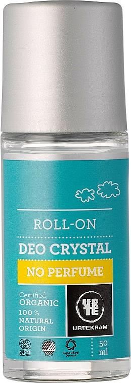 Deo Roll-on unparfümiert - Urtekram Deo Crystal No Perfume