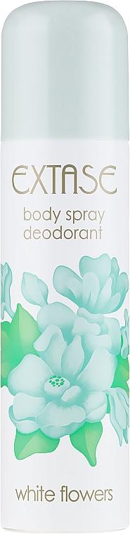 Deospray - Extase White Flowers Deodorant