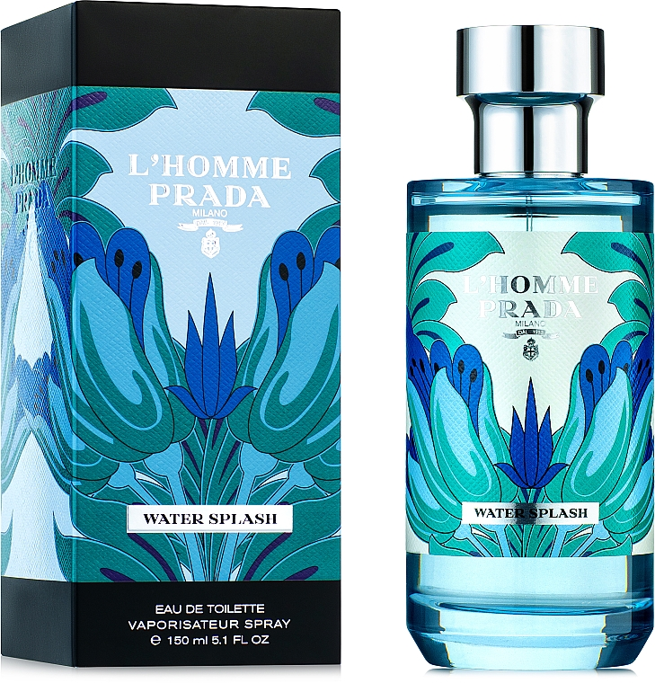 Prada L'Homme Water Splash - Eau de Toilette