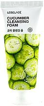 Düfte, Parfümerie und Kosmetik Gesichtsreinigungsschaum mit Gurkenextrakt - Lebelage Cucumber Cleansing Foam