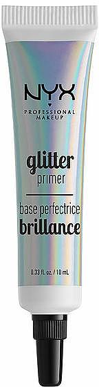 Primer mit Glitzerpartikeln - NYX Professional Makeup Glitter Primer