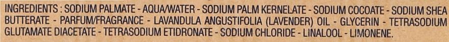 Kosmetikseife mit Sheabutter und Lavendel - L'occitane Shea Butter Extra Gentle Soap-Lavender — Bild N6