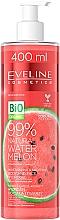 Düfte, Parfümerie und Kosmetik Hydrogel für Gesicht und Körper mit 99% Wassermelone - Eveline Cosmetics 99% Natural Watermelon