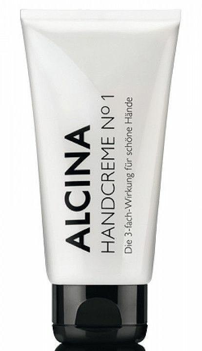 Pflegende Handcreme SPF 15 - Alcina