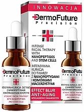 Düfte, Parfümerie und Kosmetik Intensive Gesichtsbehandlung mit Stammzellen und Nonopeptiden - DermoFuture Intensive Face Treatment