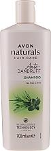 Düfte, Parfümerie und Kosmetik Anti-Shampoo mit Minze und Teebaum - Avon Naturals Herbal Hair Care Shampoo