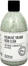 Düfte, Parfümerie und Kosmetik Peeling-Duschmilch mit dem Duft des Ozeans - Sefiros Body Peeling Cleansing Milk Wild Ocean