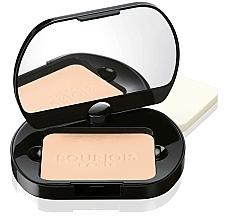 Düfte, Parfümerie und Kosmetik Seidenpuder im Spiegeletui - Bourjois Poudre Compacte Silk Edition