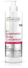 Düfte, Parfümerie und Kosmetik Anti-Cellulite Konzentrat mit Wassermelone - Bielenda Professional Watermelon Body Concentrate